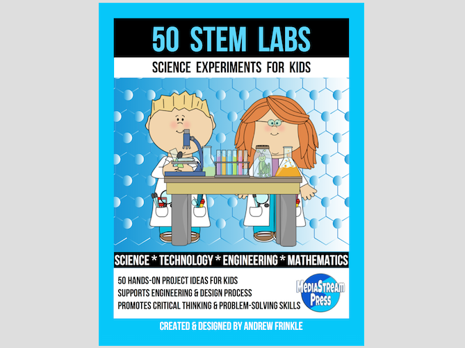 STEM and Engineering Challenge MEGA pack#1 with 50 learning activities