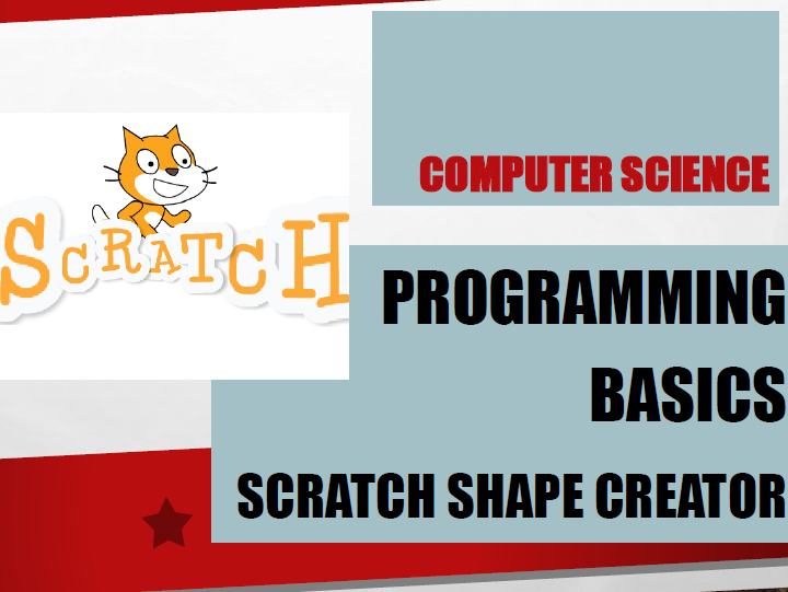 Programming: Drawing shapes with Scratch