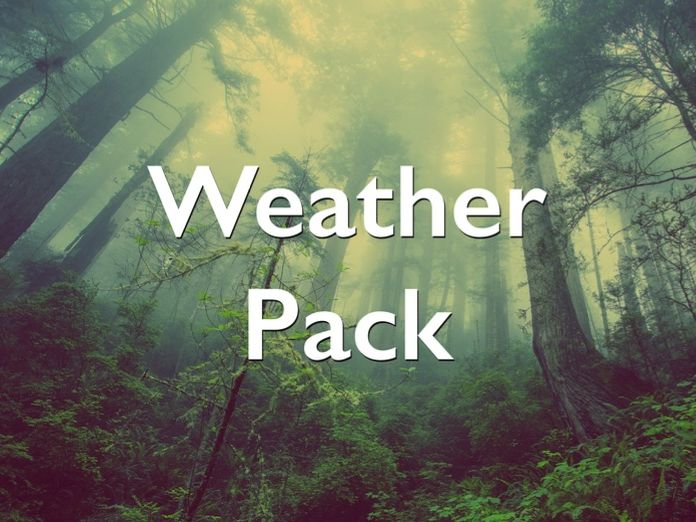 Picture Processor - Weather Pack