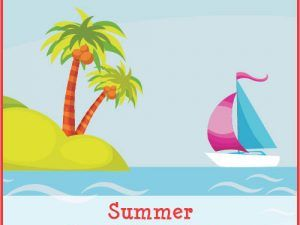 Summer Packet Grade 2 - English Language Skills