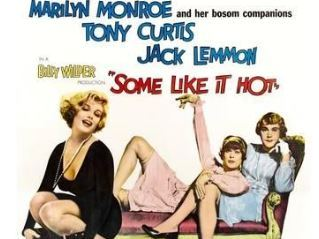 some like it hot A Level workbook film study and PPTs