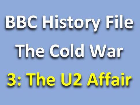 History File Cold War: U2 Video Questions
