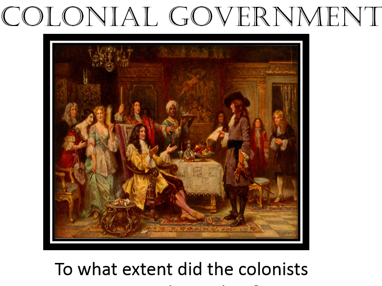 2. Colonial Governance