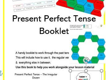 Spanish Present Perfect Booklet