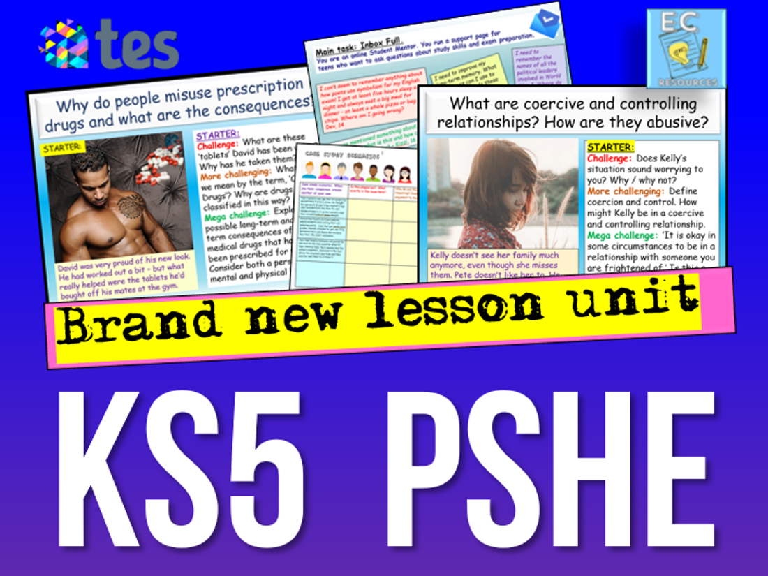 KS5 PSHE Curriculum 2020