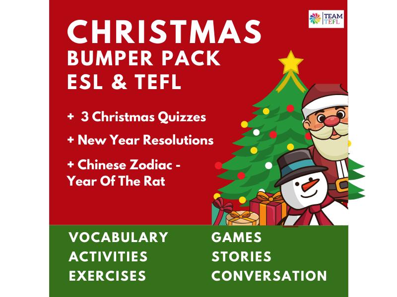 Christmas Bumper Pack