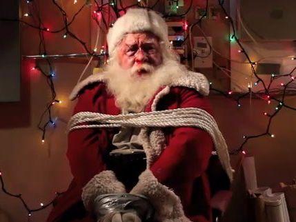 Who Kidnapped Santa?