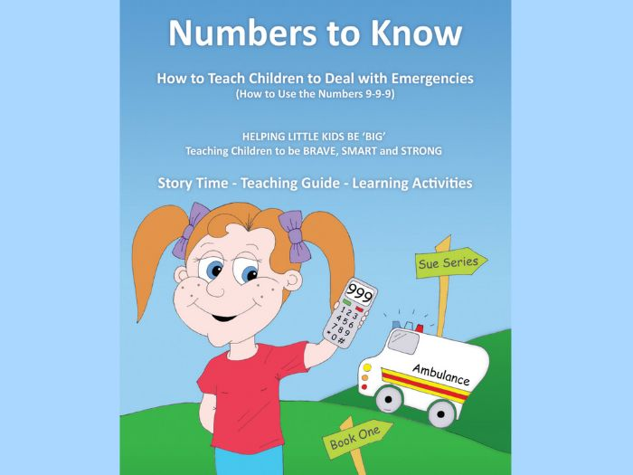 Numbers to Know - (UK) - How to Teach Children to Deal with Emergencies - Refers to '999'
