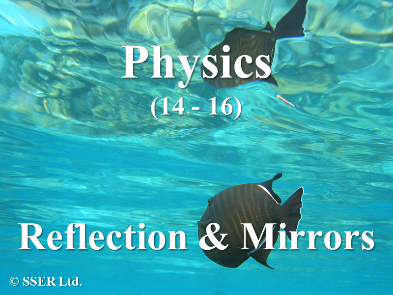 1.5.2 Reflection & Mirrors