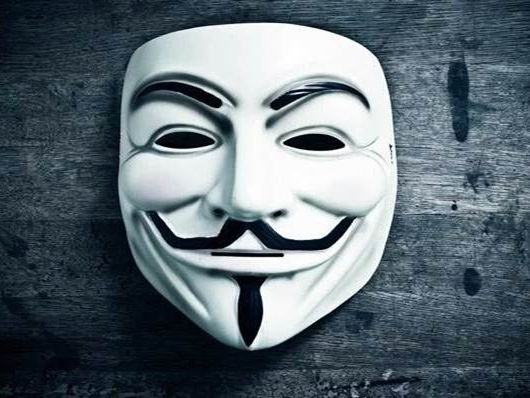 Who are Anonymous?