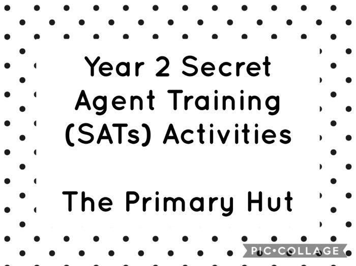 Year 2 Secret Agent Training Activities (SATS)