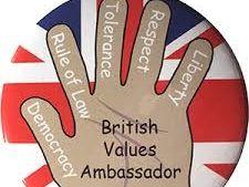 Key Stage 1- British Values Lesson + Display