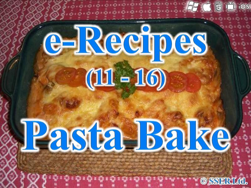 46. Pasta Bake (e-Recipe)