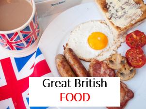 ESL/TEFL British Food Lesson