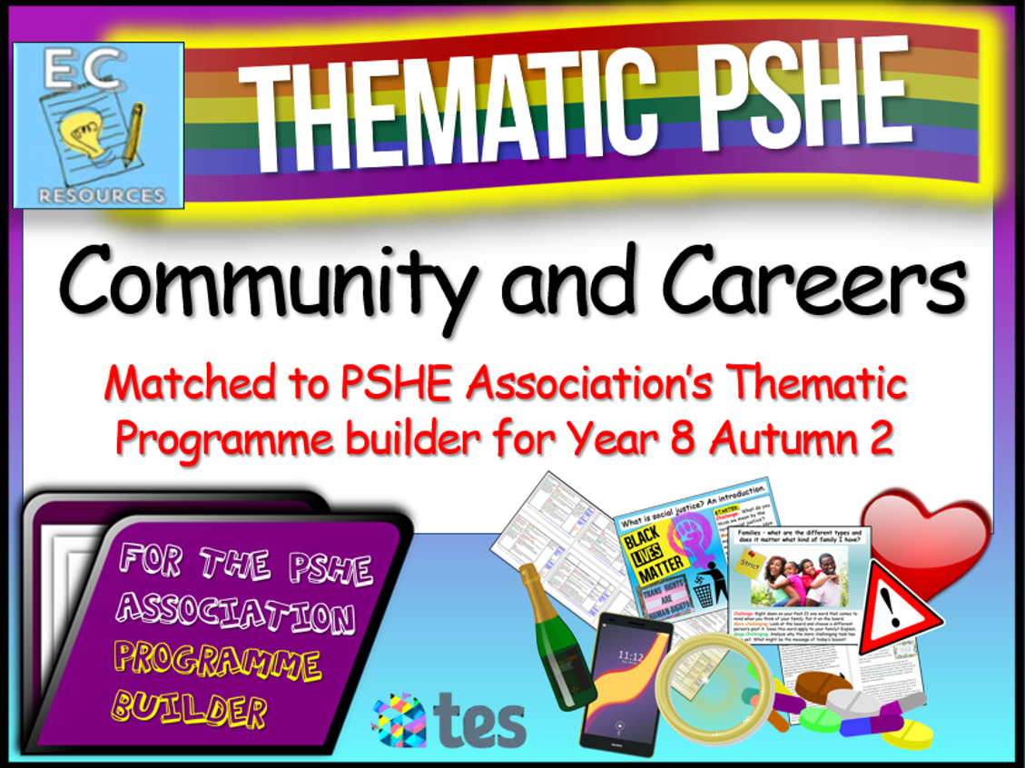 Thematic PSHE Community and Careers