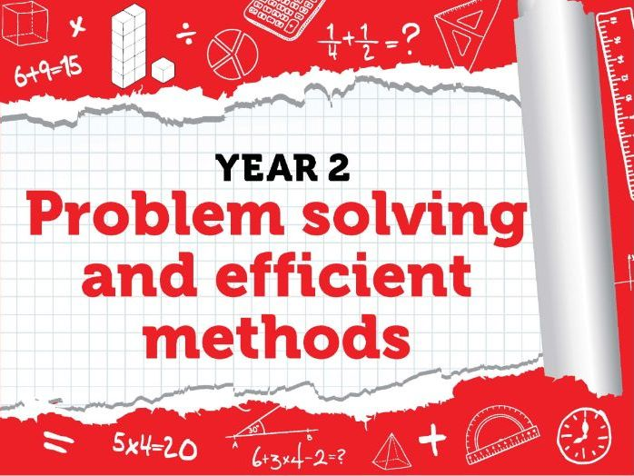 Year 2 - Problem solving and reasoning - Summer - Block 2 - White Rose