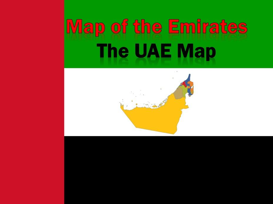 UAE Social Studies: Geographical Location of the UAE