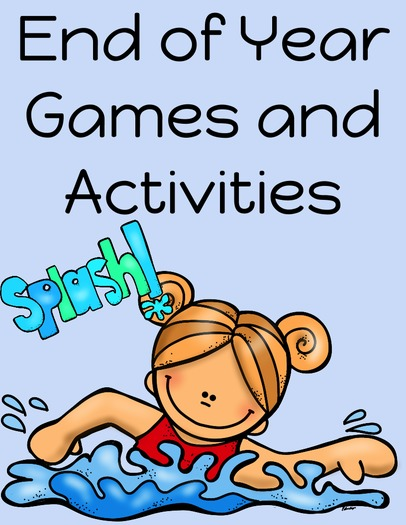 End of Year Activites