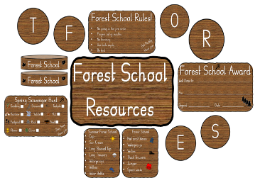 Forest Schools Resources