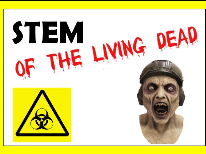 STEM Club: Activity- STEM of the living dead- Zombie Apocalypse Survival Scheme of Work