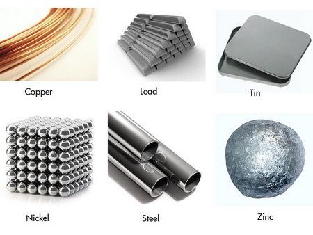 Using Metals Year 8