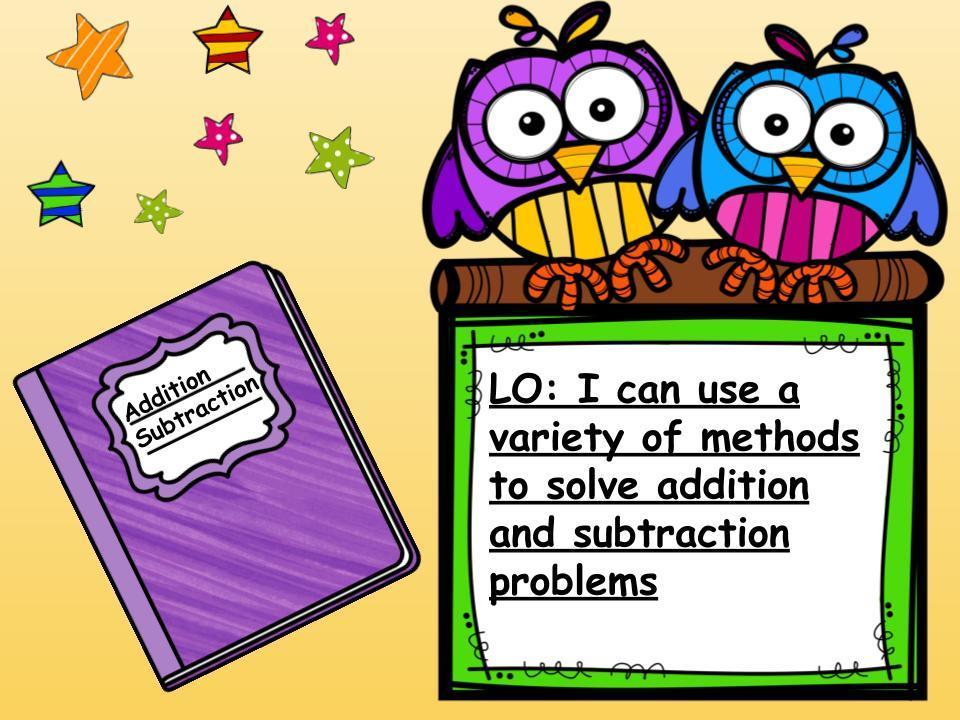 Addition & Subtraction: Math Bundle