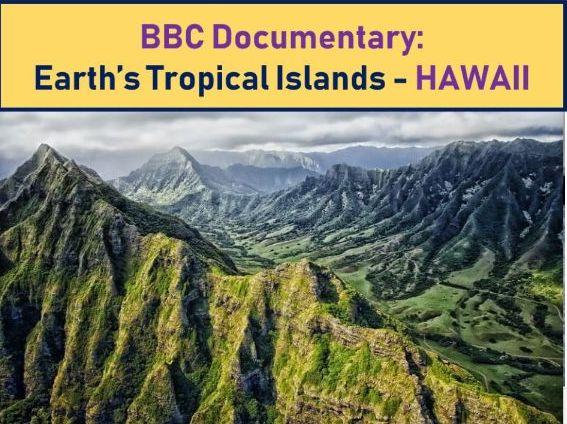 Hawaii - Earth's Tropical Islands