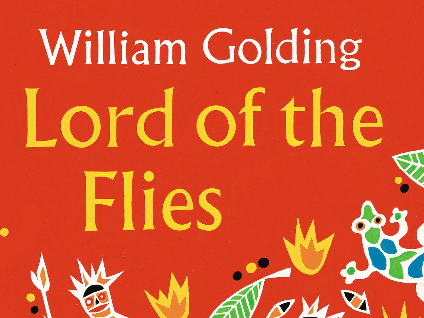 Lord of the Flies Ch.1-6 for AQA