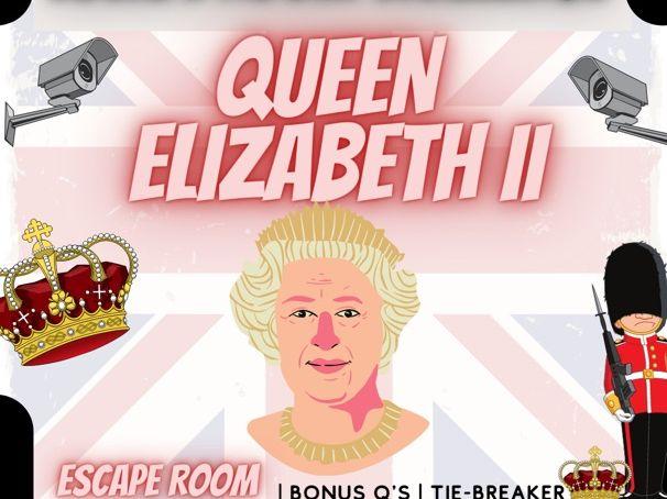 Queen Elizabeth II Escape Room