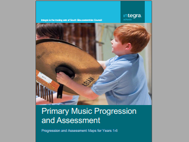 Music Progression and Assessment Maps for Years 1-6