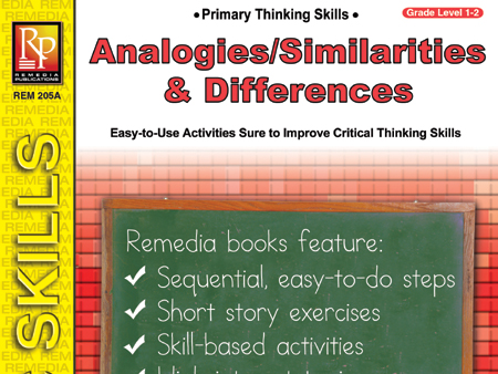 Analogies, Similarities & Differences: Primary Thinking Skills