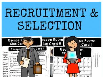 Recruitment & Selection - Full Bundle