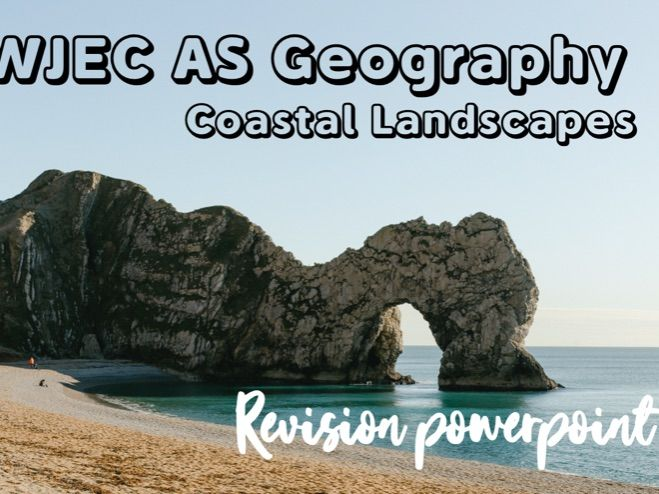 Changing Landscapes- WJEC A Level Geography (Powerpoint 1)