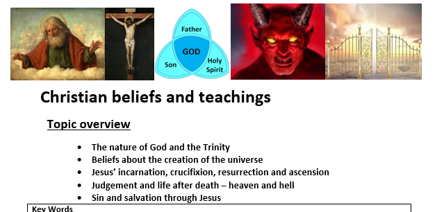 AQA GCSE RELIGIOUS STUDIES KEY TERMS WITH DEFINITIONS UNIT COVER SHEETS