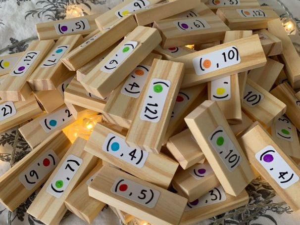 Jenga Bingo