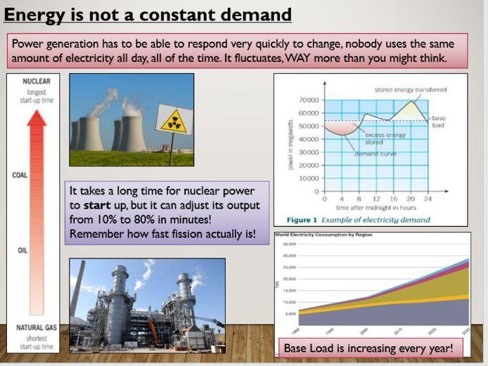 KS4 P3.4 Energy Resources
