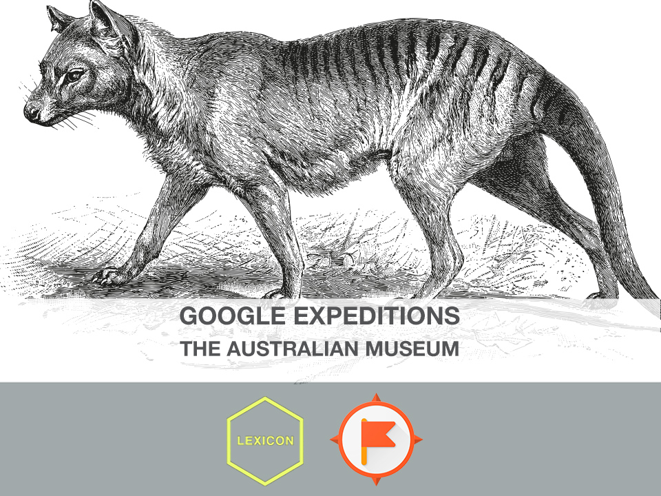 The Australian Museum #GoogleExpeditions Lesson