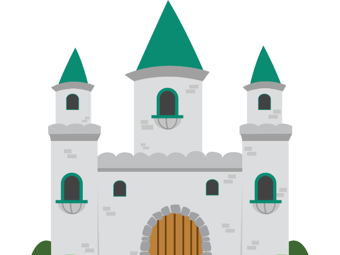 Castles in the UK