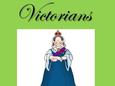 Year 5 Victorians for home learning
