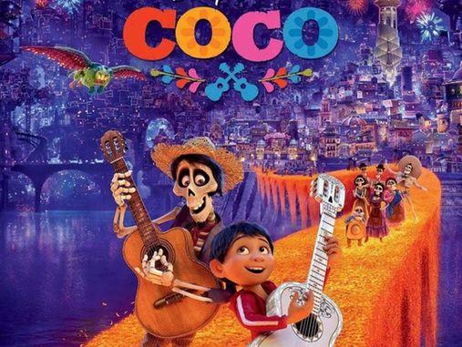 Movie Coco comprehension ppt part 1