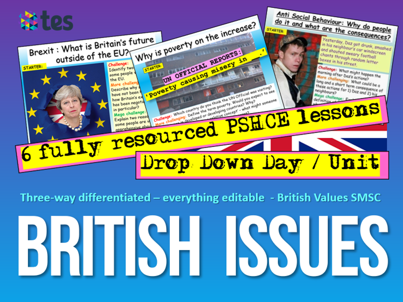 British Issues PSHCE