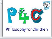 P4C Philosophy for Children. PSHE Y2