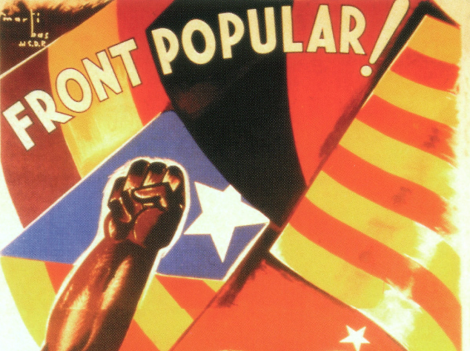 The Spanish Civil War Begins