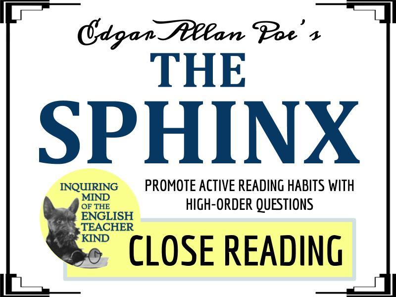 """The Sphinx"" by Edgar Allan Poe Close Reading"
