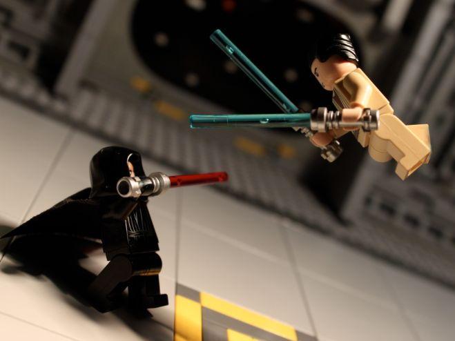 Star Wars Main Title/Rebel Blockade Runner