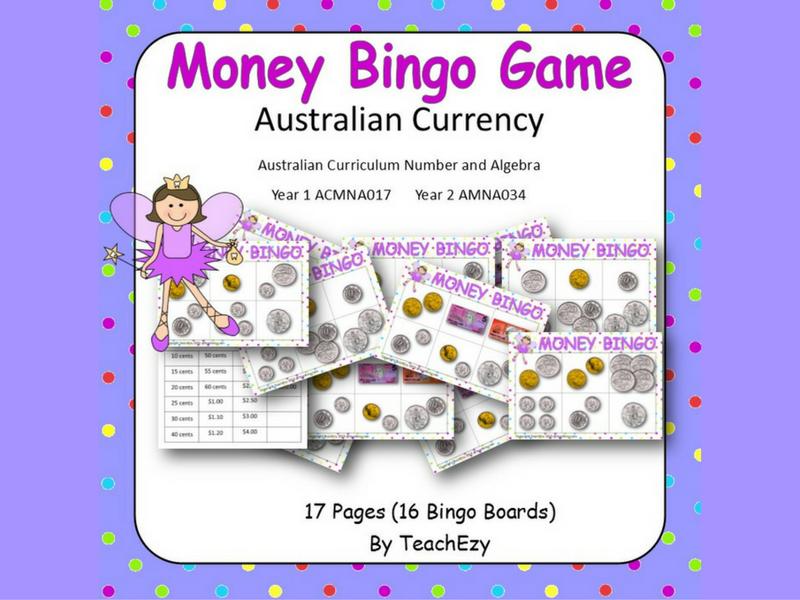 Money Bingo Australia