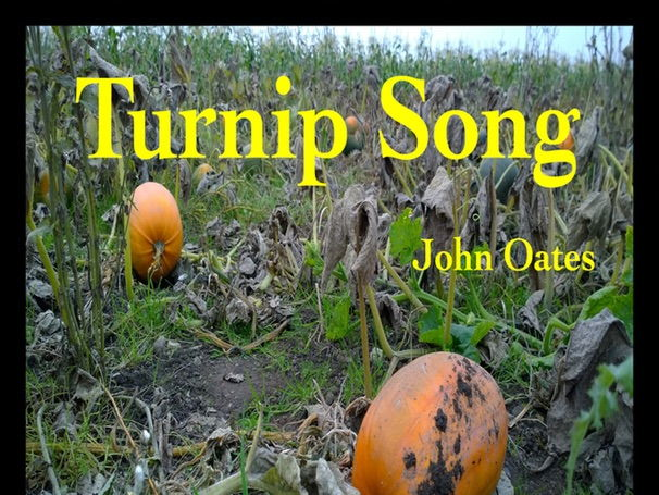 Turnip Song (Vocal MP3, Backing MP3 & PDF Score) John Oates