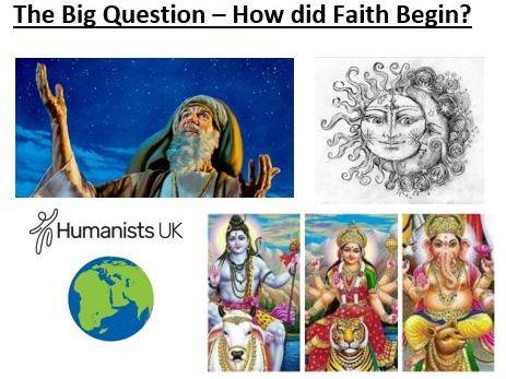 KS3 How did faith begin? Scheme of Learning