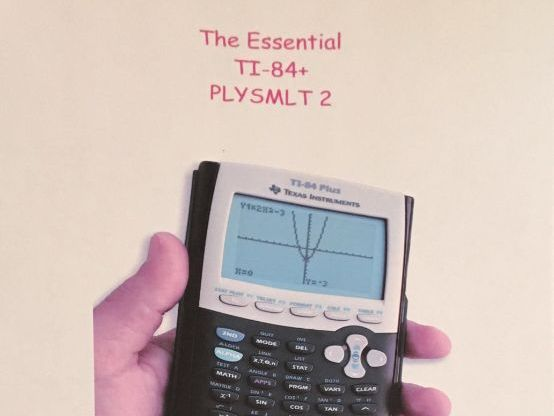 PLYSMLT2 on the TI-84+ GDC - A Simple Guide