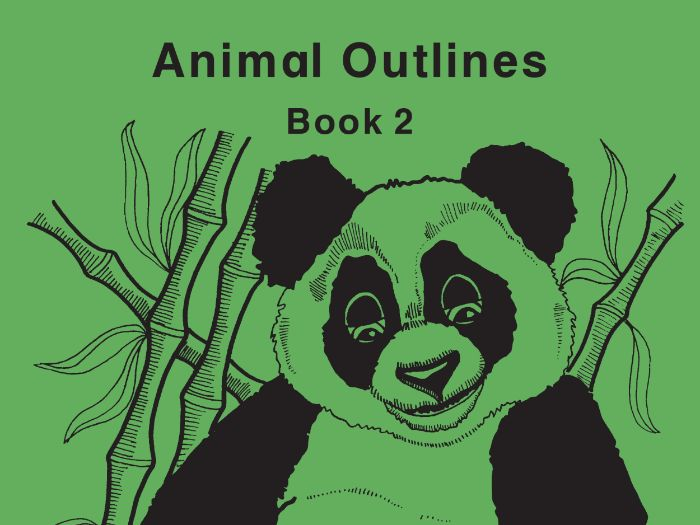 ANIMAL OUTLINES BOOK 2